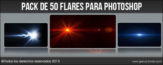 Pack de 50 Flares
