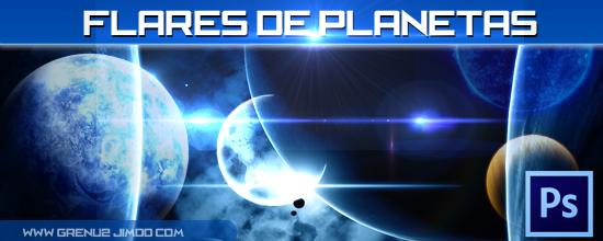 FLARES DE PLANETAS