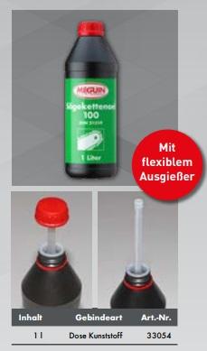 Meguin Sägekettenoel ISO VG 100