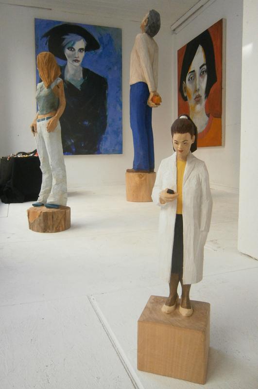 showroom - Sculptures by Michael Henning