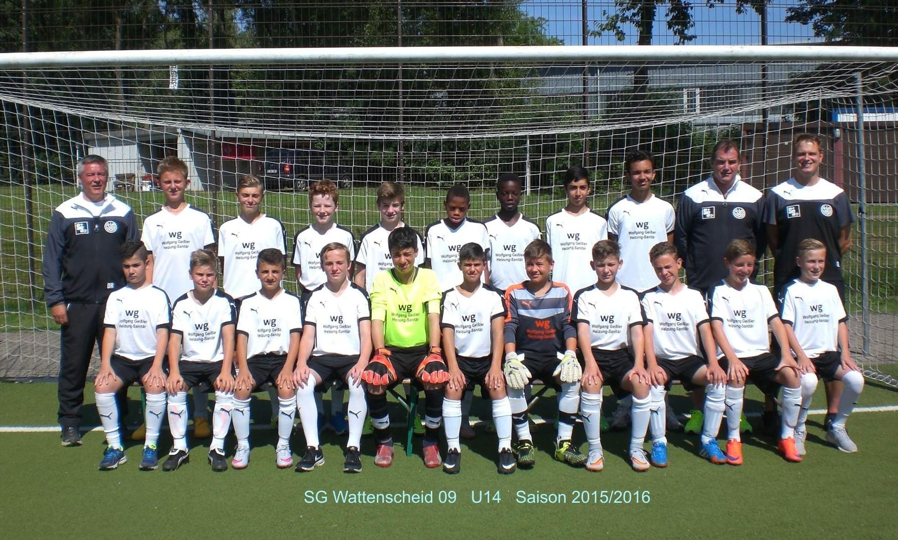 SG Wattenscheid 09 U14