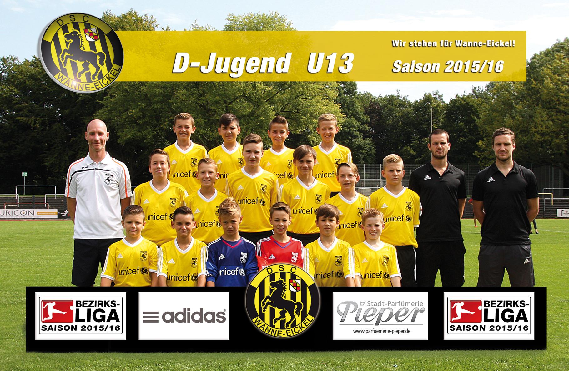DSC Wanne-Eickel U13