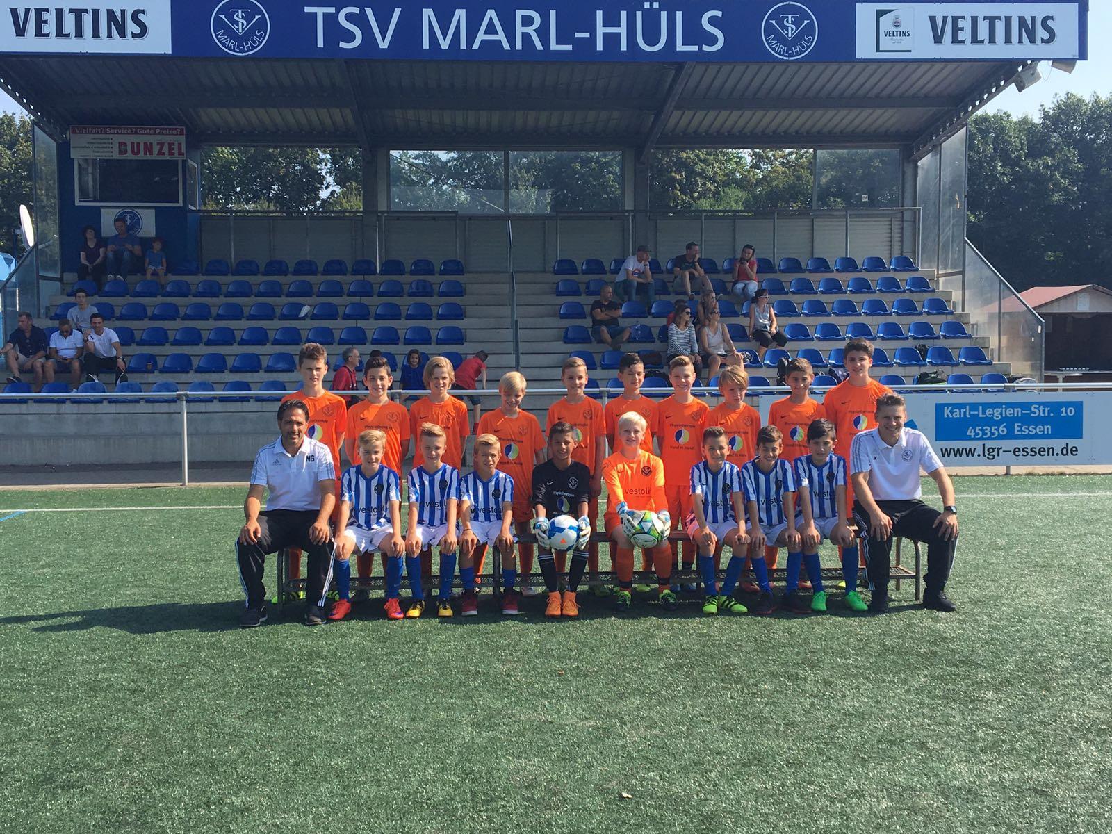 TSV Marl Hüls U12