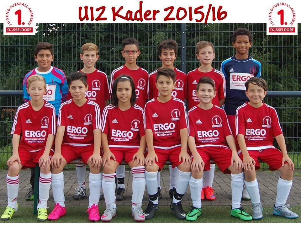 1. JFA Düsseldorf U12