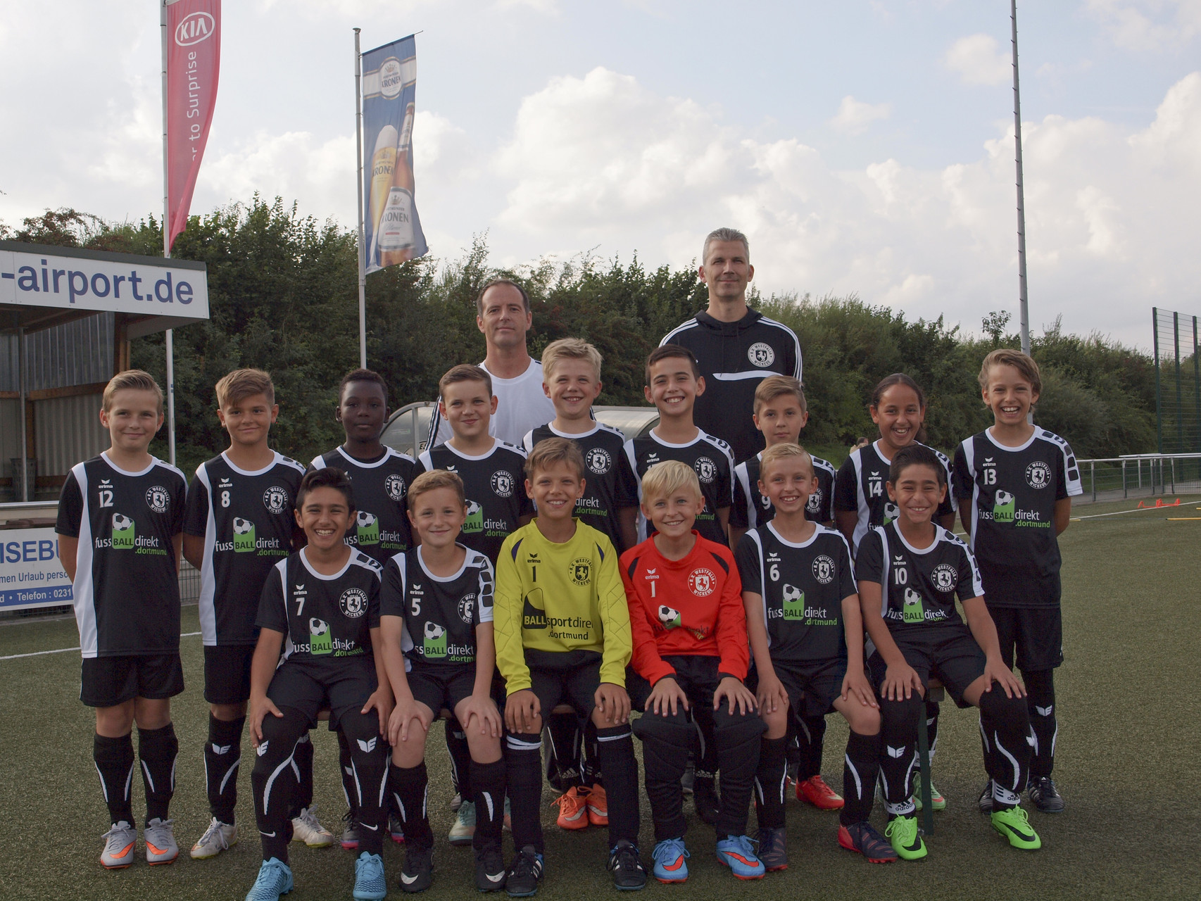 BV Westfalia Wickede U11