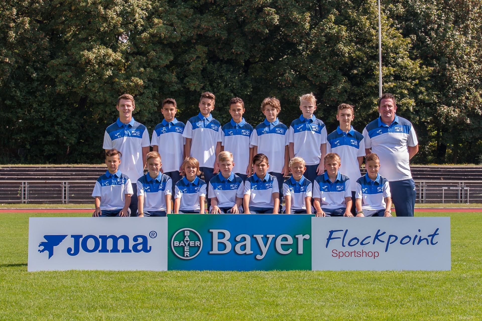 Bayer 05 Uerdingen U11