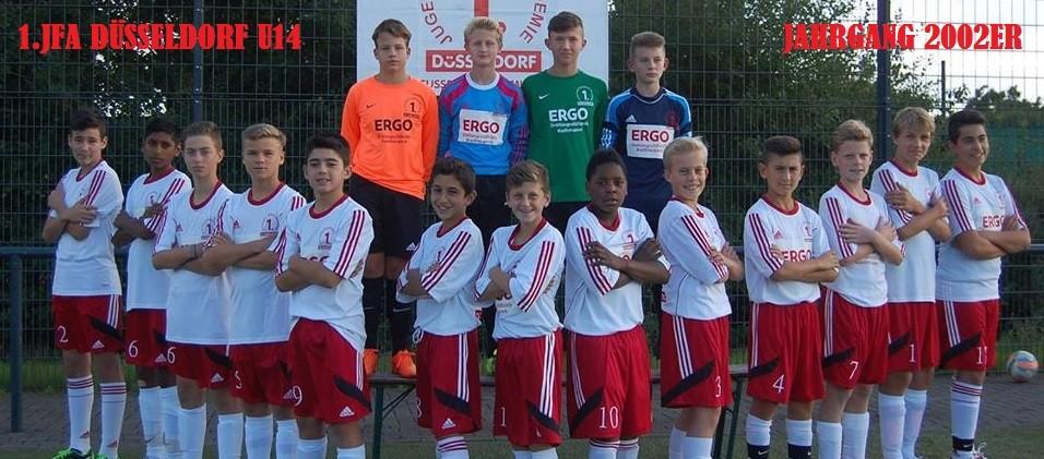 1. JFA Düsseldorf U14