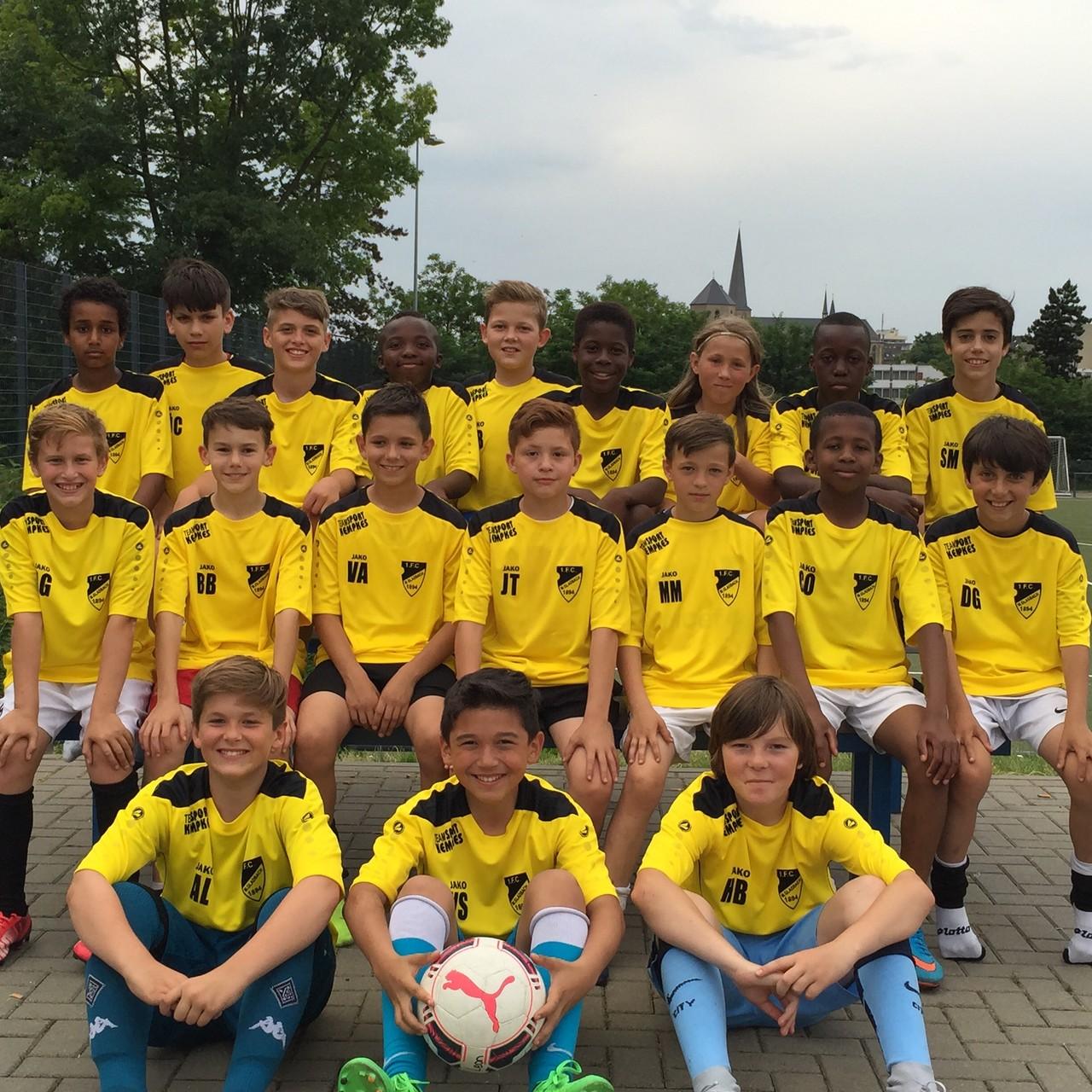 1. FC M`Gladbach U13