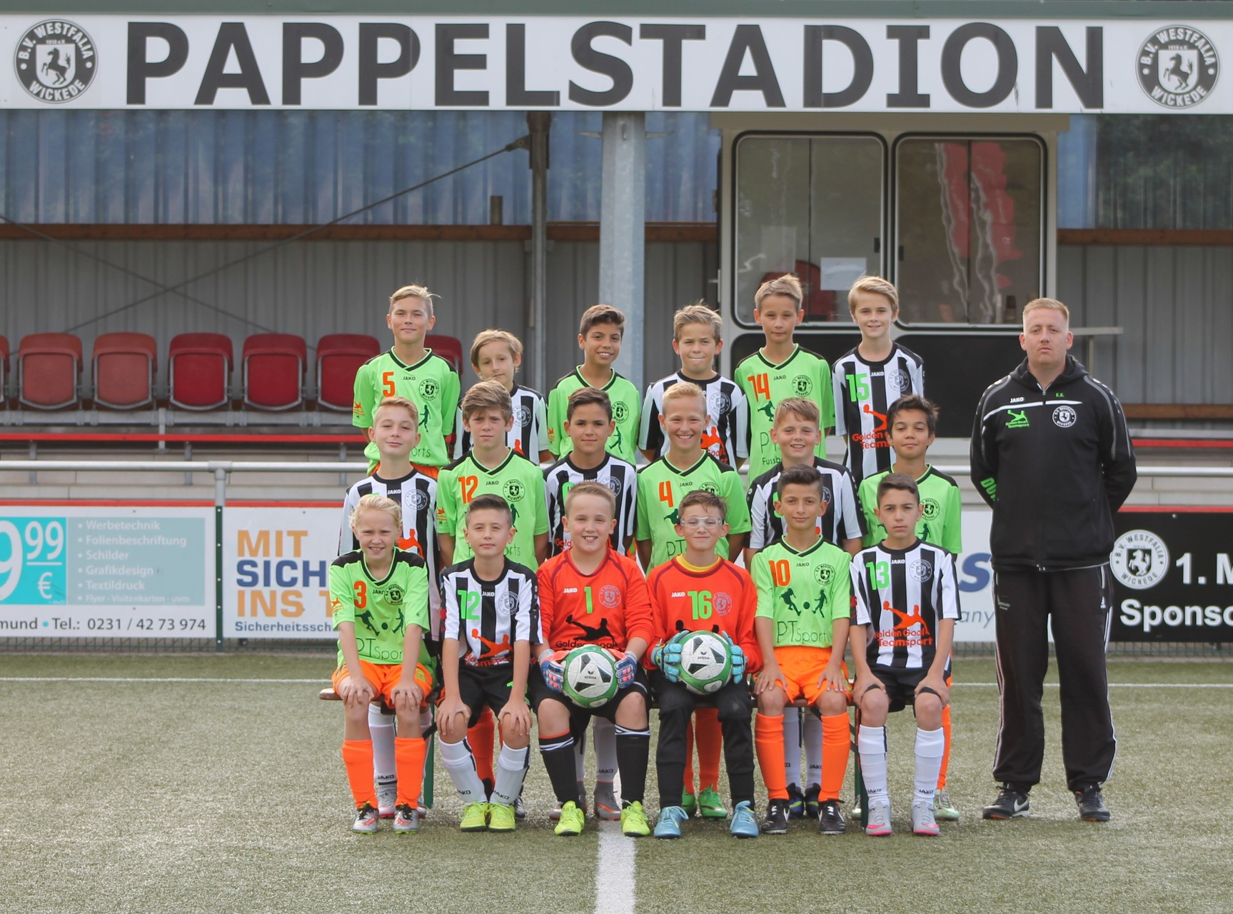 BV Westfalia Wickede U12