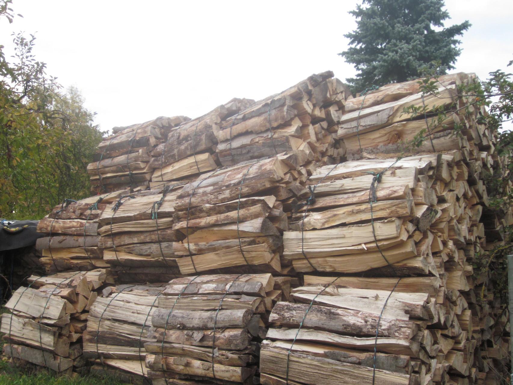 Holzbündel