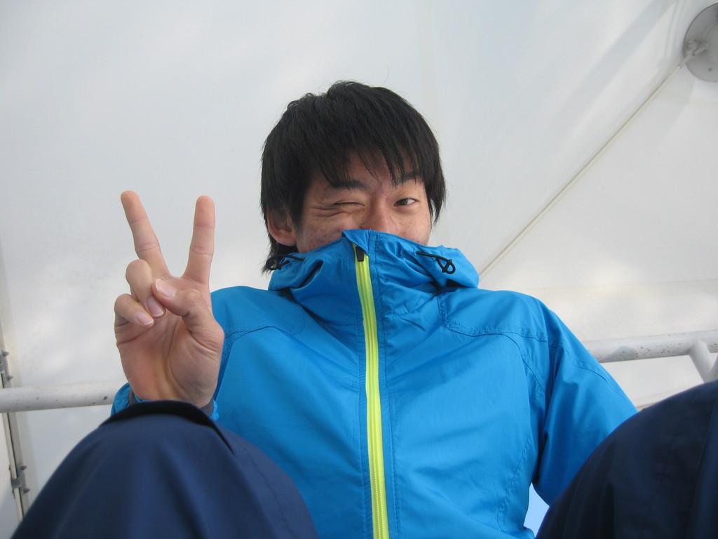 まっちゃん(‐_^)--☆