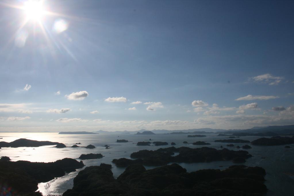 きれい!九十九島