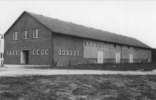 Turn- und Sporthalle Allertal 1959