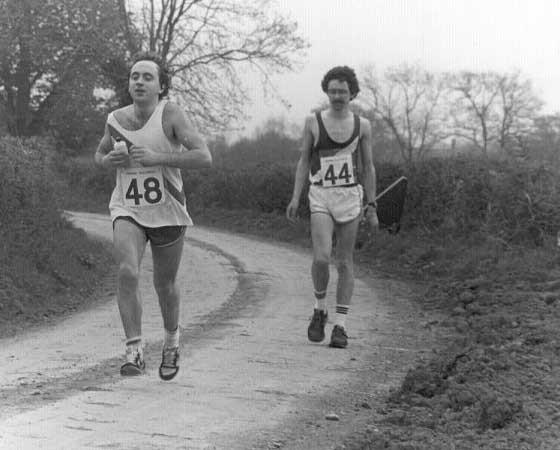 Gloucester 100 mile race Dave Dowdle