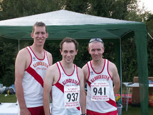 Ian Summers, Tom Randles, Dave Gresswell