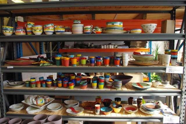 Atelier de céramiques à CT