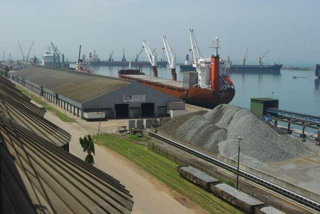 Port de Takoradi