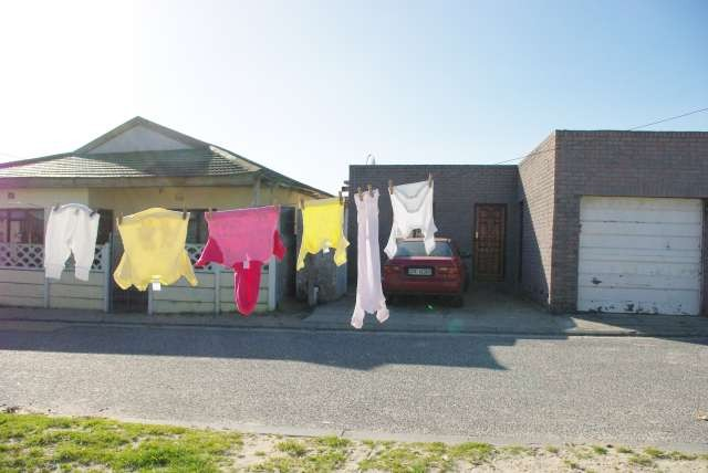 Khayelitsha, township de Cape Town