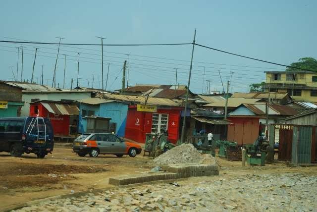 Cabanes de bord de route