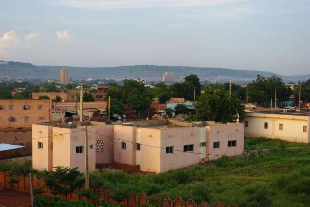 Centre national orthopédique et le quartier du BICE