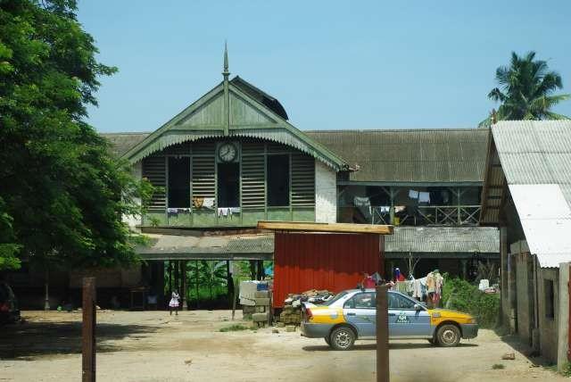 Gare de Sekondi