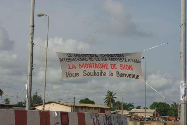 Place de la religion au Bénin