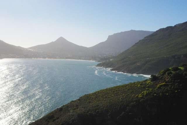 Baie de Cape Town