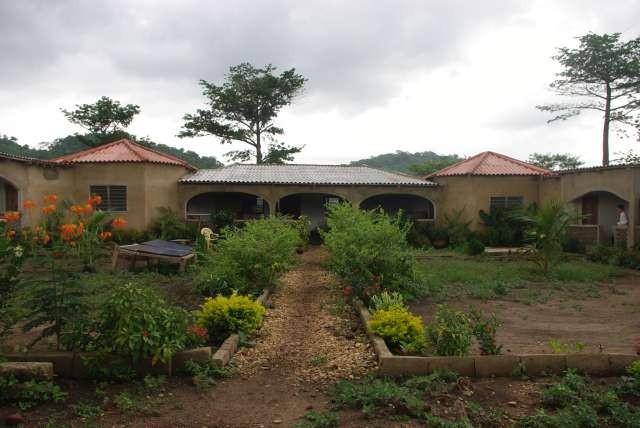 La ferme de Boukari et Pascaline