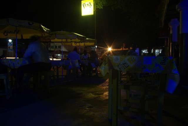 Ambiance nocturne à Fifadji