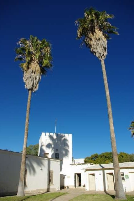 Windhoek - Alte Feste (musée national)