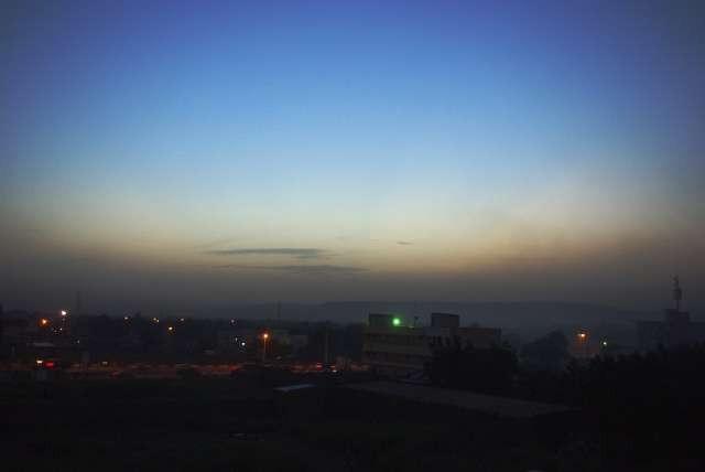 Et la fumée s'étend sur Bamako...