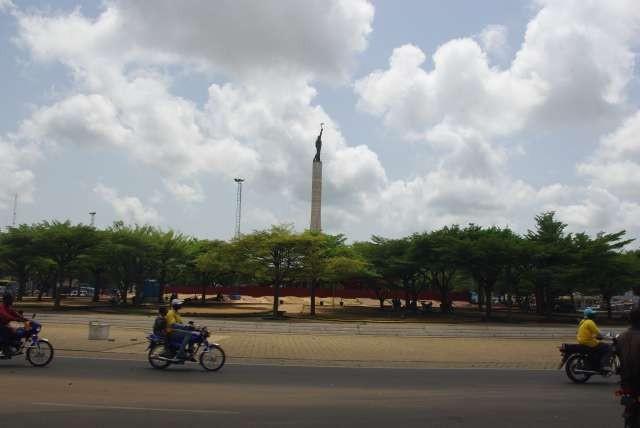 Place de l'Etoile Rouge