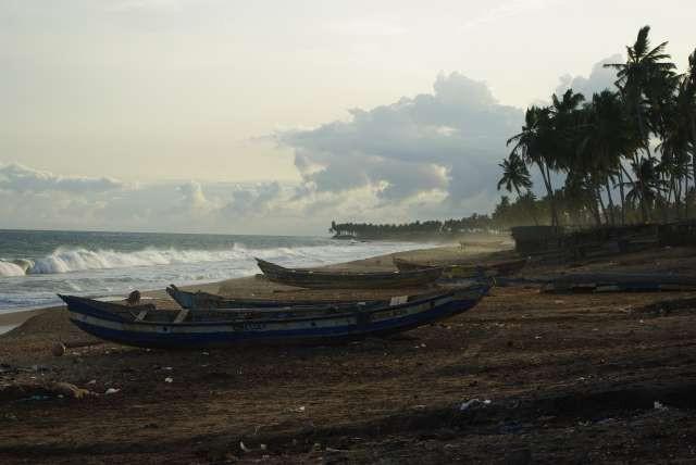 Plage d'Elmina
