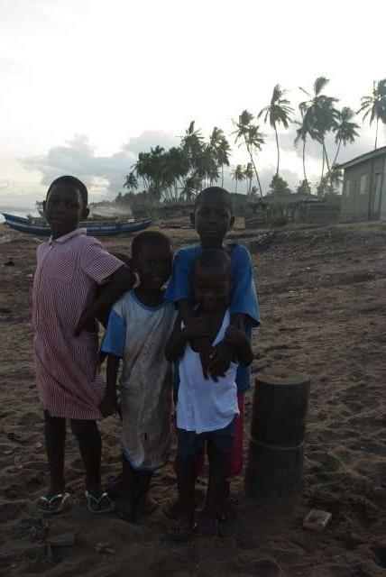 Enfants d'Elmina