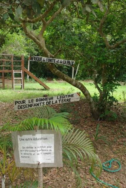 Le jardin d'EcoloJah de la famille Jah