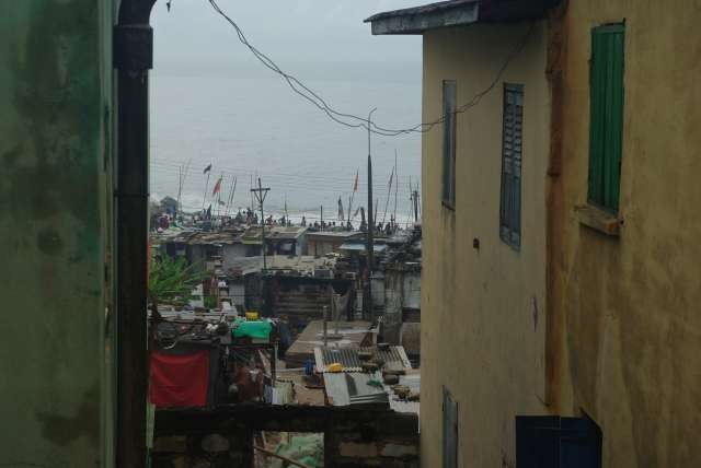 Ruelle de Cape Coast