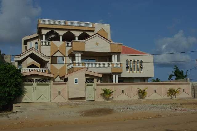 Villa luxueuse en banlieue de Cotonou