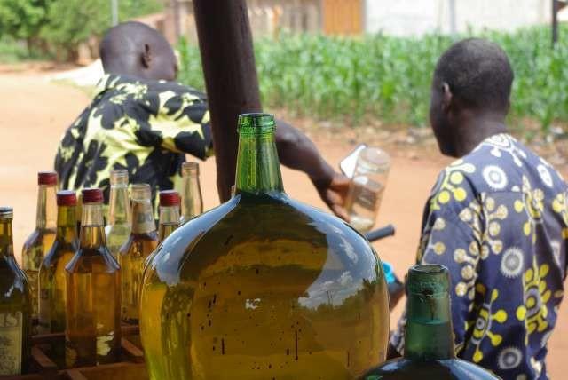 Essence frelatée du Nigéria