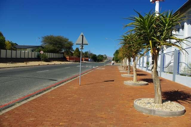 Rue d'Olympia (quartier résidentiel de Windhoek)