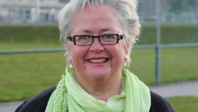 Irma Zimmermann, Verantwortliche Mitgliederverwaltung, wurde an der GV gebührend verabschiedet.