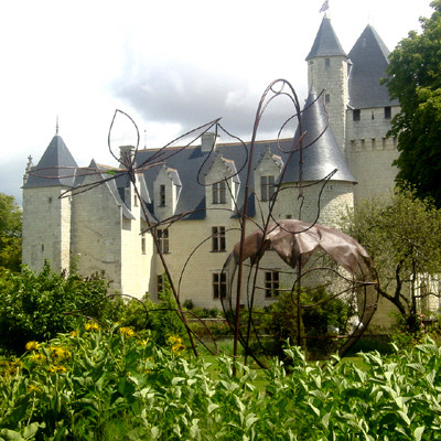 Cage d'Amour  - Château du Rivau © Claude Pasquer