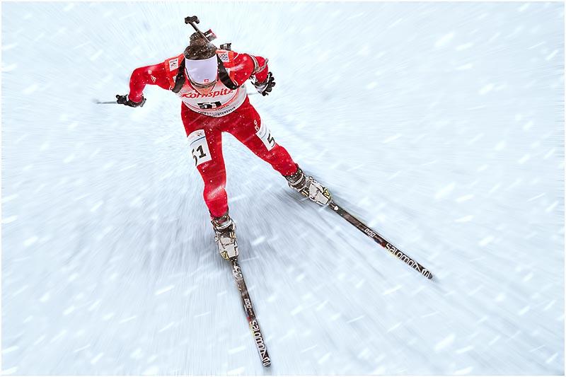 Biathlon Brandnertal