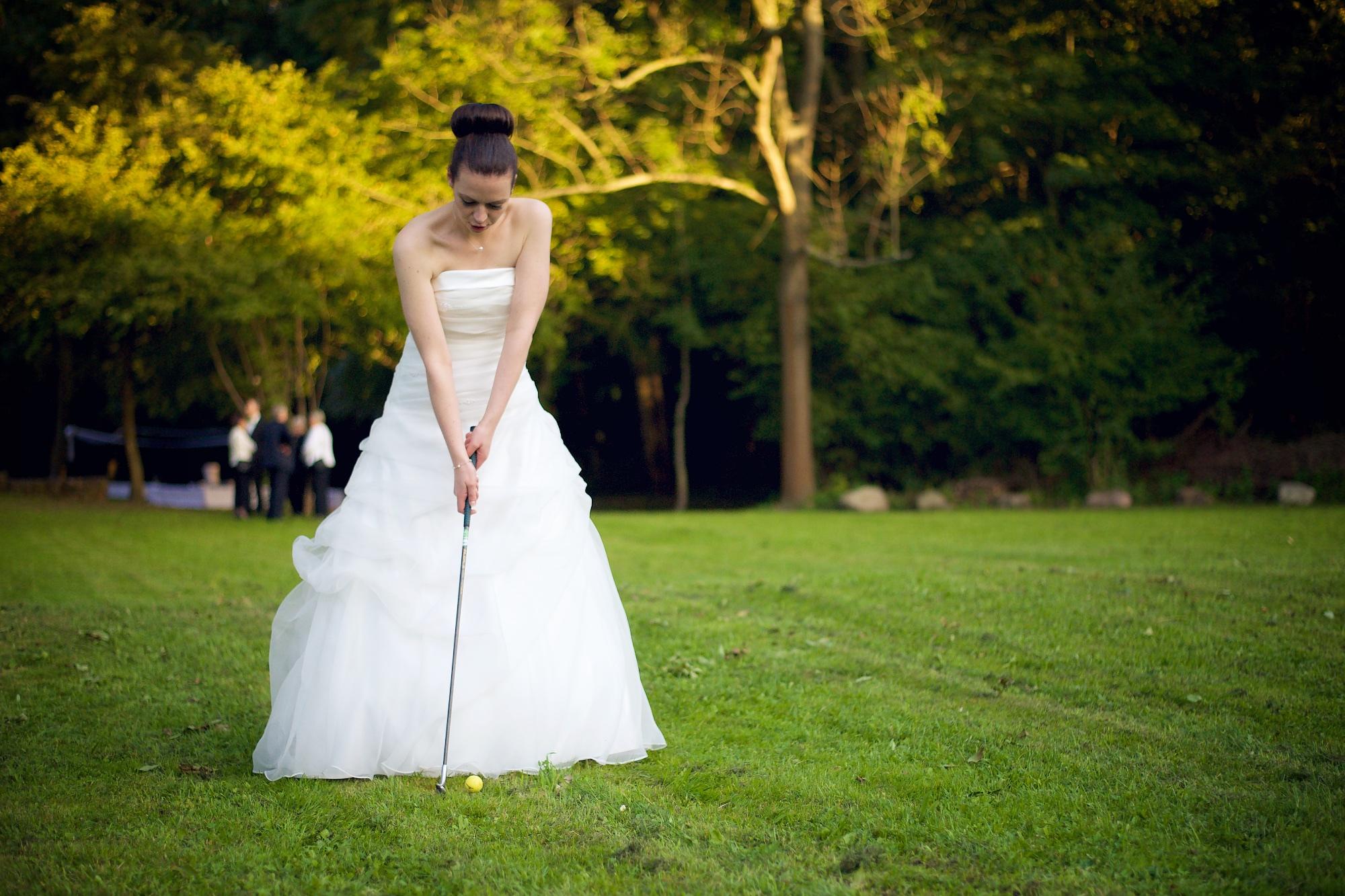 Abwechslung zur Hochzeit