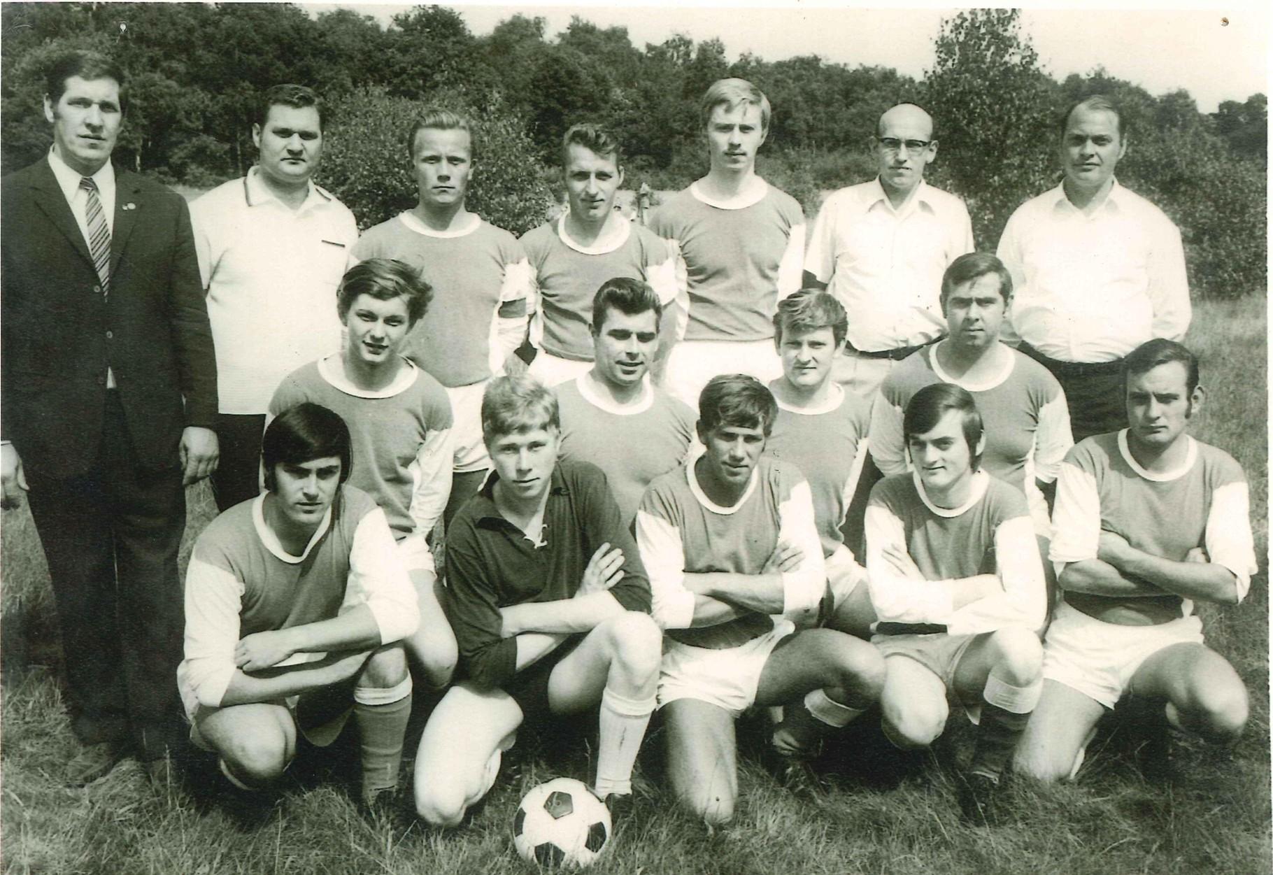 1.Mannschaft 1971-1972