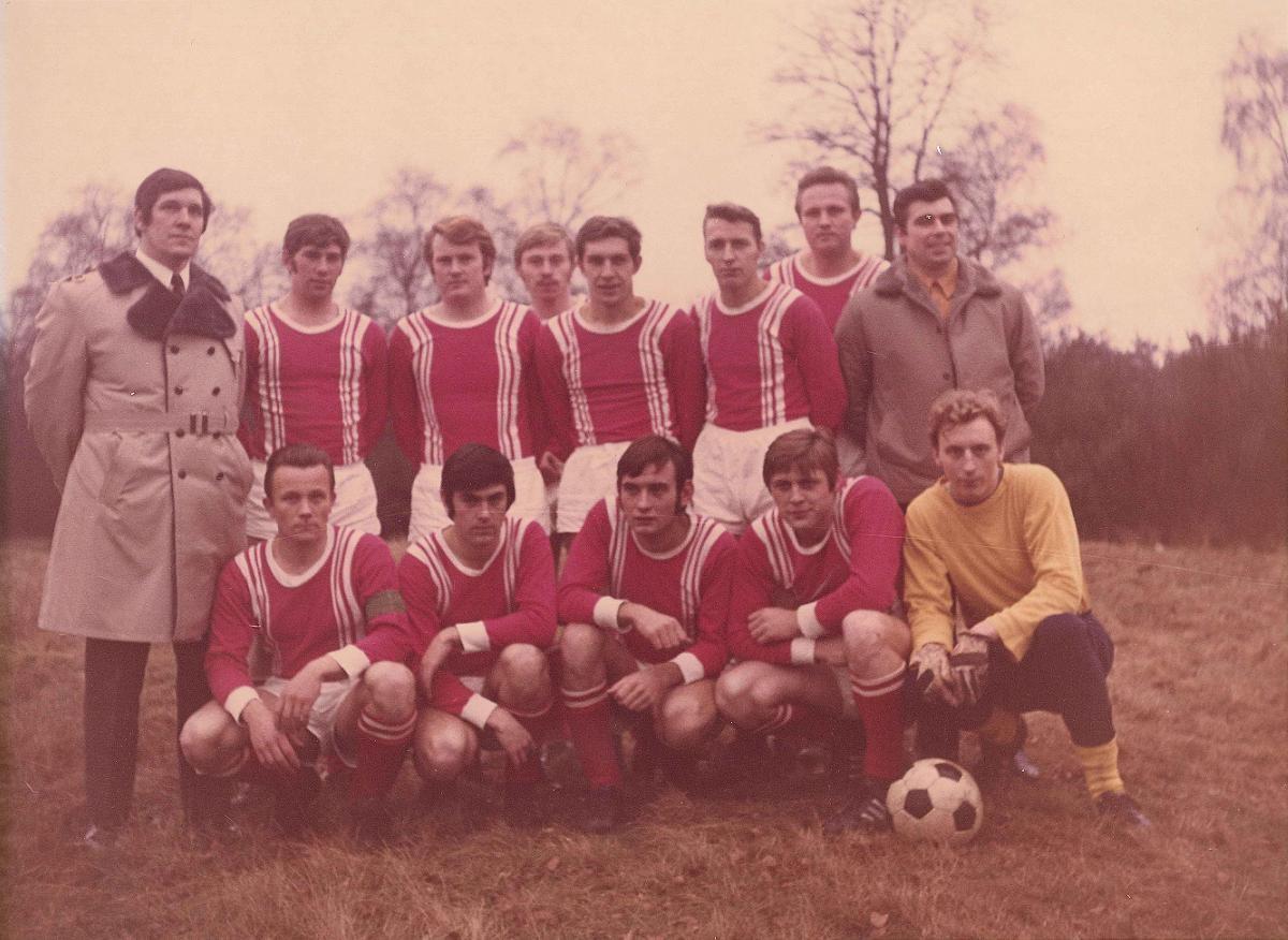 1.Mannschaft 1970-1971