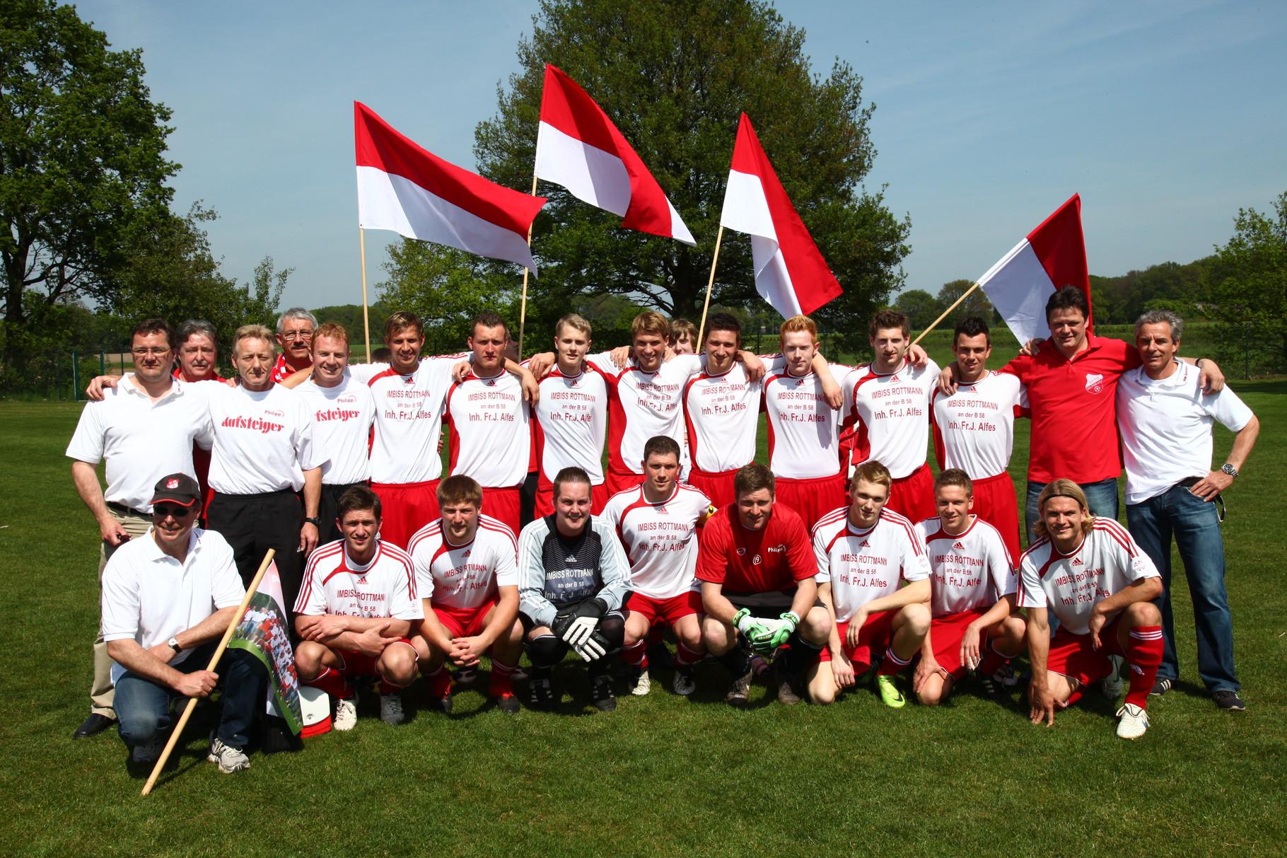 1.Mannschaft 2009-2010