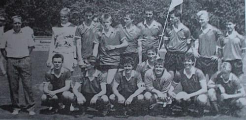 1.Mannschaft 1989-1990