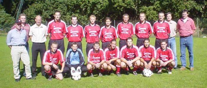 1.Mannschaft 2003-2004