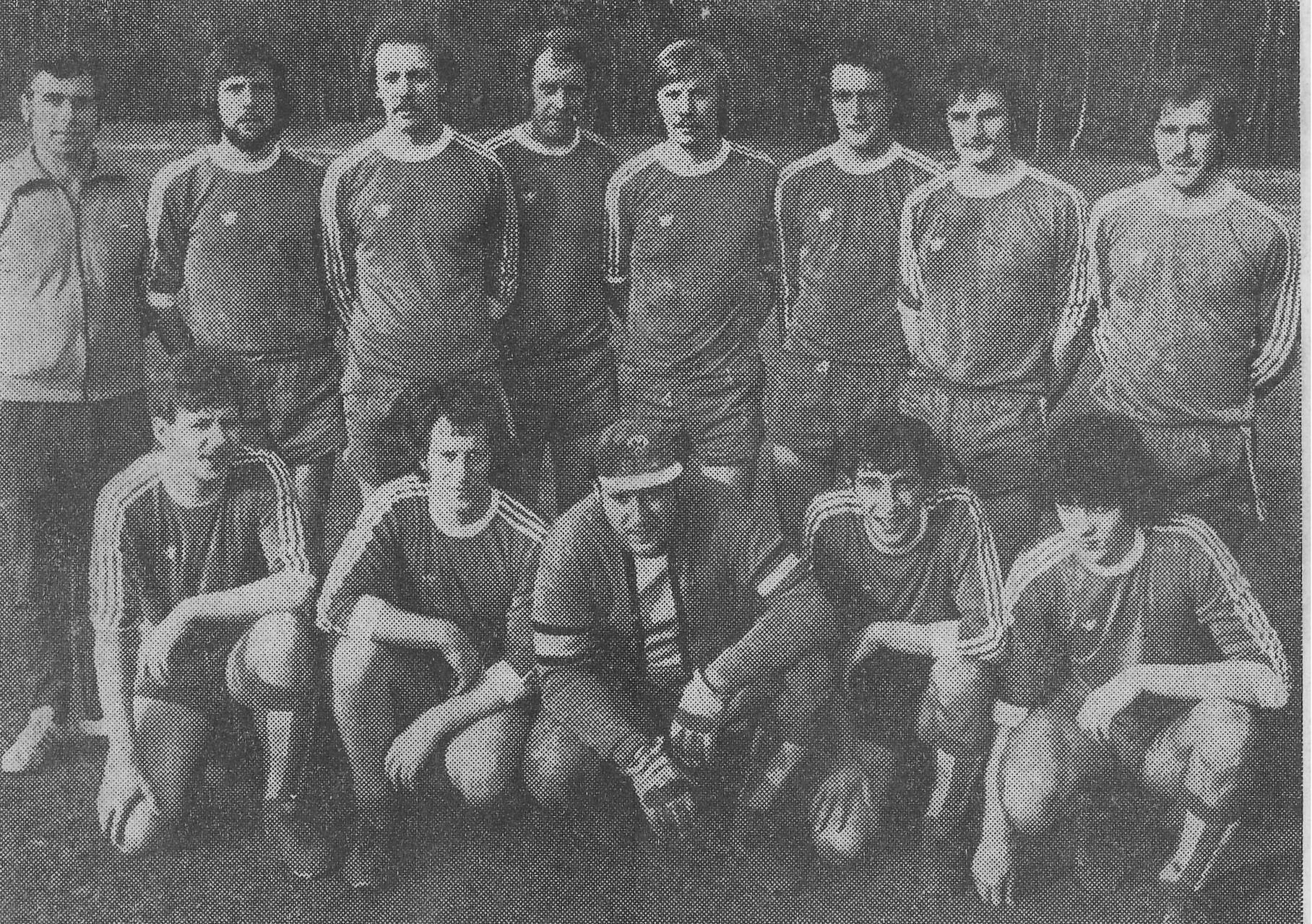 1.Mannschaft 1975-1976