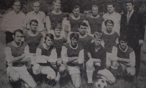 1.Mannschaft 1973-1974